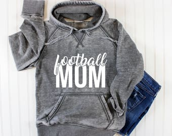 Football Sweatshirt/ Football Mom Sweatshirt/ Football Mom Shirt/ Game Day Shirt/ High School Football/ College Football/ Football Season