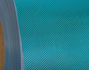 Embossed Aqua Metallic 20 inches Heat Transfer Vinyl Film By The Yard