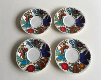 Acapulco Saucers, Villeroy and Boch.
