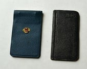 Tiny Pocket Notebooks, 2 Vintage Notebooks