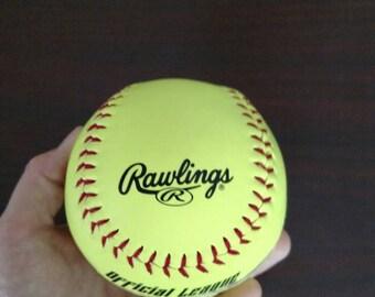 Softball Ring Box