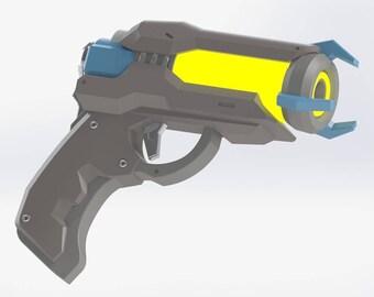 Ana's dart gun