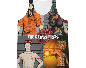 Glass Fists Official Tank Top