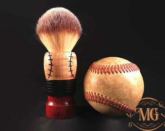 Custom Baseball Theme Brush.