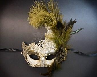 masquerade mask feather masquerade mask feather masks mardi