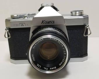 Free Shipping!! Kowa SETR Camera