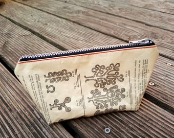 small bag clutch accessories cosmetic bag skin