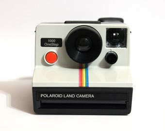 Polaroid 1000 OneStep TESTED - WORKING