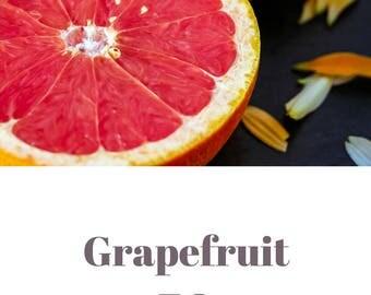 Grapefruit essential oil QRDS