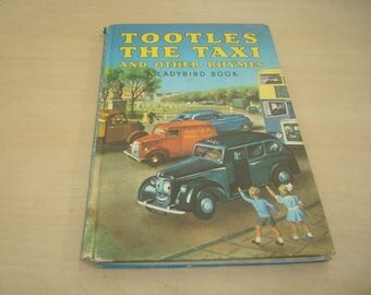 Tootles The Taxi, Joyce B Clegg.  Ladybird Series 413. Good condition