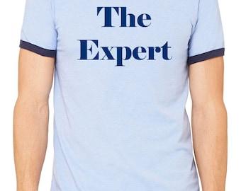 The Expert T-shirt - Barron Trump