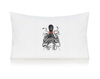 Ninja octopus pillow case, cushion, bedding, pillow cover
