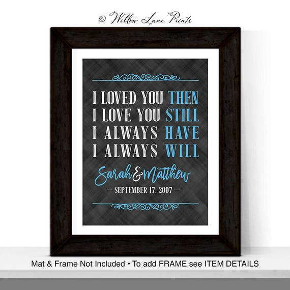 30th Anniversary Gift For Wife Or Husband Wedding