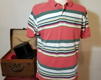 FREE  SHIPPING   Vintage 1970 Ralph Lauren Polo Shirt