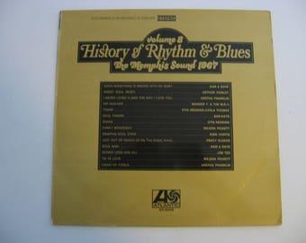 Otis Redding - Aretha Franklin - Wilson Pickett and many more - History of R&B and Blues Volume 8 - Circa 1969