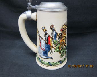 Bauernsepp German Beer Stein