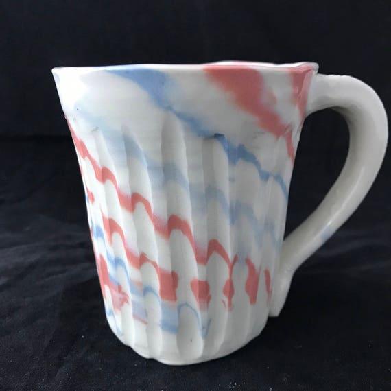 Agateware Mug