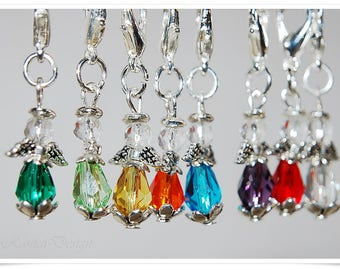 Charms Bracelet Angel charms choose your wish angel