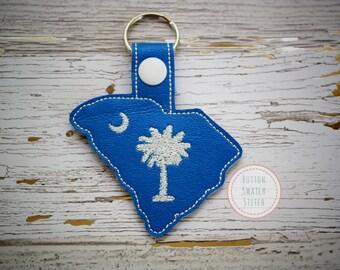 South Carolina Key Fob