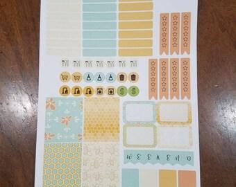 Sweet As Honey Weekly Kit