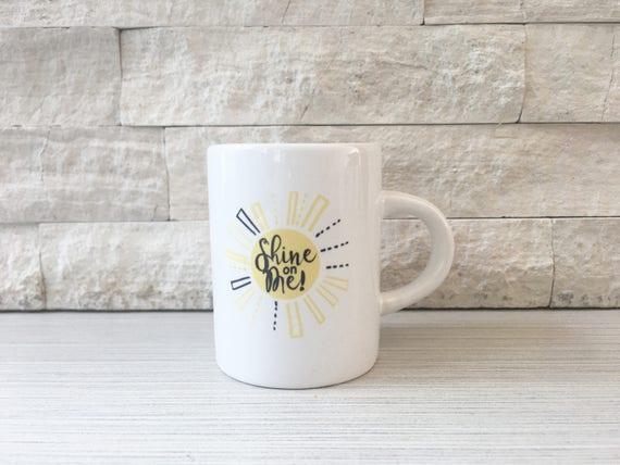 Shine on Me! Espresso Mug