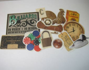 Vintage Paper Ephemera Lot 20 Pieces