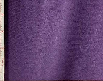 "Dark Purple Interlock 1 Mil Coated PUL Polyurethane Laminate Fabric Polyester 58-60"" 238300"