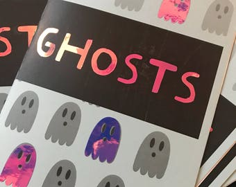 Ghosts Collaborative Zine
