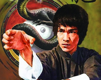 "Bruce Lee ""The Dragon"""