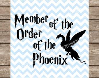 Harry Potter svg, Hogwarts svg, Hogwarts, Harry Potter svg files, Order of the Phoenix, Gryffindor, Hufflepuff, Ravenclaw, svg file