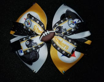 NFL Pittsburgh Steelers Hairbow