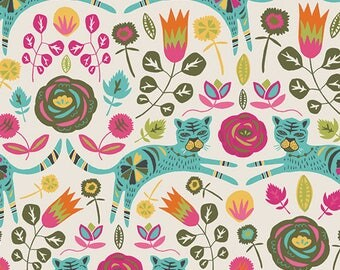 Tallinn - Tigris Lollipop - Jessica Swift - Art Gallery Fabrics (TAL-75300)
