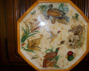 """Deco tray"" waterfowl ""special fathers day"