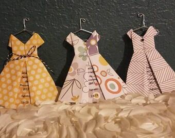 Party Favors/Pioneer School JW Gifts- Dress