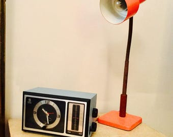Vinatge Upcycled Lamp