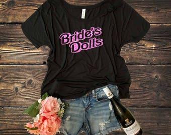 Barbie Brides Dolls Flowy Tee
