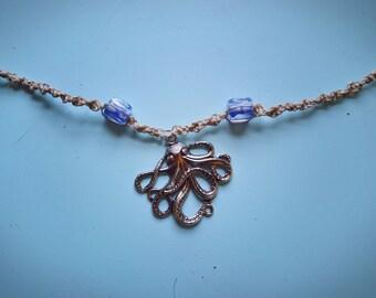 Octopus Hemp Choker