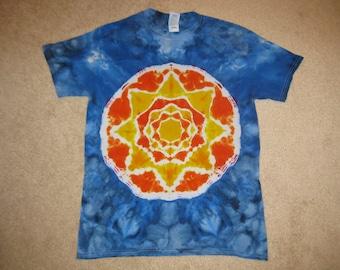 sun, tie dye t-shirt, inspiration, Grateful Dead