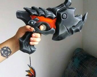 Made to order cosplay gun