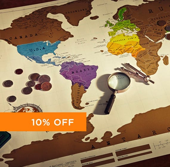 Scratch off world map poster gumiabroncs Choice Image