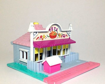 "ON SALE Polly Pocket ""Pet Shop"""