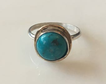 Turquoise Louise Ring