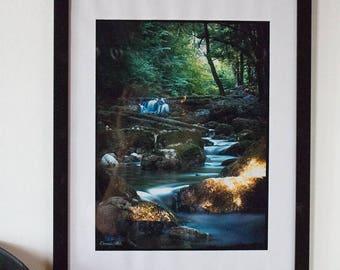 Rivers of Jura photography