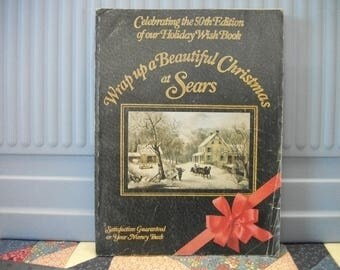 Sears 1982 Wish Book Christmas Catalog  647 pages