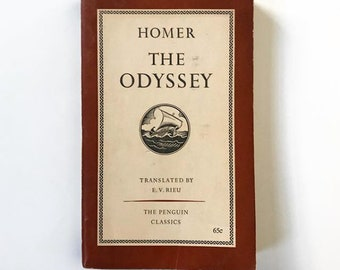 The Odyssey, Homer. 1957