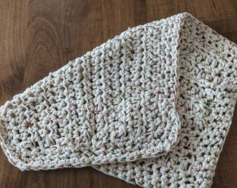Crochet Dish Drying Mat