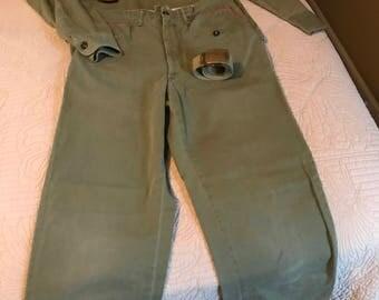 1960's Vintage Boy Scout Uniform - Translantic Council Germany
