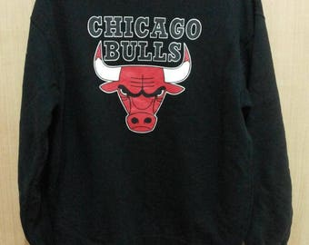 SALE Vintage Chicago Bulls NBA Sweater