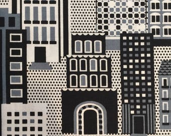 City Buildings from Super Heroes Line by Sarah Frederking