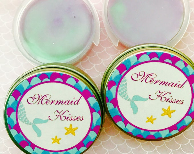 Mermaid Kisses Flavored Lip Balm